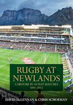 Rugby at Newlands