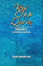 Keys to the Qur'an: Volume 5: Commentary on Juz Amma