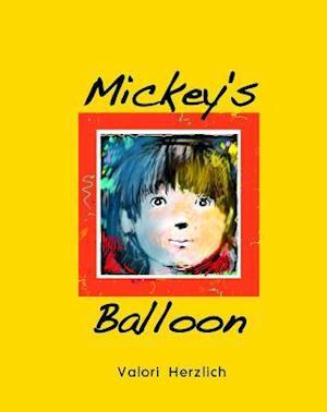 Bog, paperback Mickey's Balloon af Valori Herzlich