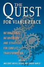 The Quest for Viable Peace