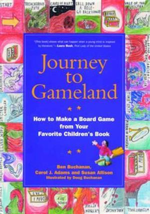 Bog, paperback Journey to Gameland (P) af Ben Buchanan, Peter Coleridge