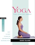 Yoga for Healthy Knees (Rodmell Press Yoga Shorts)