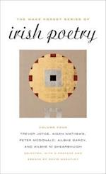 The Wake Forest Series of Irish Poetry, Vol. IV (Wake Forest Series Of Irish Poetry, nr. 4)