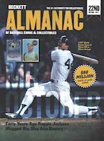Beckett Almanac of Baseball Cards & Collectibles 2017 (BECKETT ALMANAC OF BASEBALL CARDS AND COLLECTIBLES)