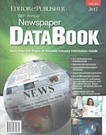 Editor & Publisher Newspaper DataBook 2017 Book 1 (Editor & Publisher International Year Book)