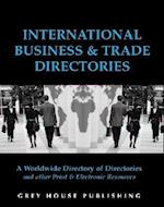 International Business and Trade Directories (International Business Trade Directories)
