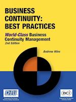 Business Continuity: Best Practices - World-Class Business Continuity Managemen