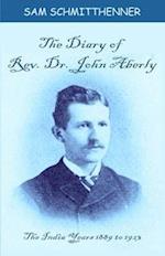 The Diary of Rev. Dr. John Aberly