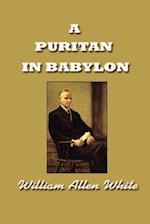 A Puritan in Babylon, the Story of Calvin Coolidge