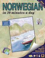 Norwegian in 10 Minutes a Day (10 Minutes a Day)