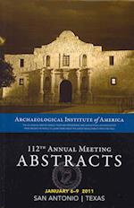 The Aia 112th Annual Meeting Abstracts, Volume 34