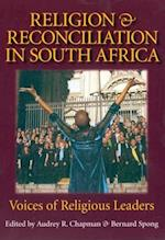Religion & Reconciliation in South Africa af Audrey Chapman