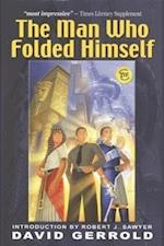 The Man Who Folded Himself af David Gerrold, Robert J Sawyer