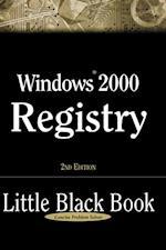 Windows 2000 Registry Little Black Book af Anthony Sequeira