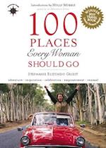 100 Places Every Woman Should Go af Stephanie Elizondo Griest