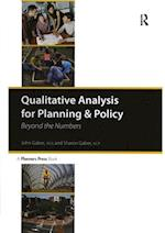 Qualitative Analysis for Planning and Policy