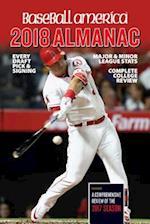 Baseball America Almanac 2018 (BASEBALL AMERICA  ALMANAC)