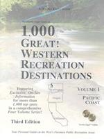 The Double Eagle Guide to 1,000 Great! Western Recreation Destinations Pacific Coast (Double Eagle Guides, nr. 1)