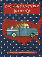 Town Teddy & Country Bear Tour the USA