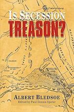 Is Secession Treason?