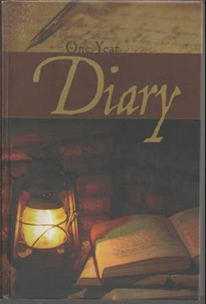 Bog, hardback One Year Diary af Kristen Good