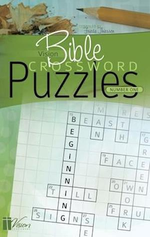 Vision Bible Crossword Puzzles, Number One