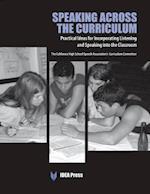 Speaking Across the Curriculum
