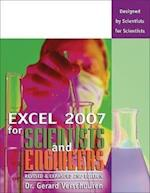 Excel 2007 for Scientists (Excel for Professionals)