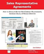 Sales Representative Agreements, 2nd Edition