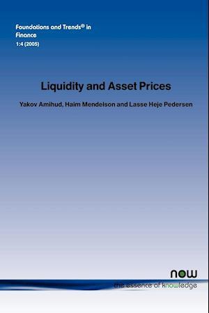 Liquidity and Asset Prices