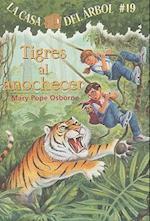 Tigres Al Anochecer / Tigers at Twilight (La Casa Del Arbol / Magic Tree House)