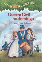 Guerra civil en domingo / Civil War on Sunday (La Casa del Arbol)