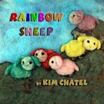 Rainbow Sheep af Kim Chatel