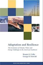Adaptation and Resilience (RFF Press Water Policy Series)