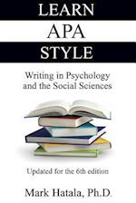 Learn APA Style