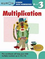 Kumon, Multiplication (Kumon Math Workbooks)