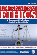 Journalism Ethics af Fred Brown