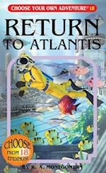 Return to Atlantis (Choose Your Own Adventure)