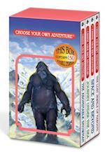 Choose Your Own Adventure 4-Book Set, Volume 1