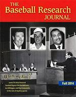 Baseball Research Journal (BRJ), Volume 43 #2 af Society for American Baseball Research