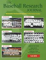 The Baseball Research Journal Fall 2015 af Society for American Baseball Research