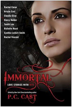 Bog, paperback Immortal af Leah Wilson, P C Cast