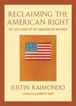 Reclaiming the American Right (Background)