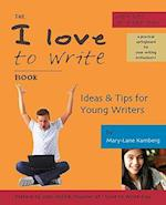 The I Love to Write Book