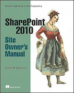 SharePoint 2010 Site Owner's Manual