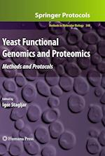Yeast Functional Genomics and Proteomics (METHODS IN MOLECULAR BIOLOGY, nr. 548)
