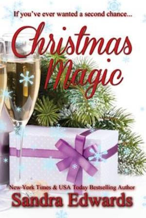 Bog, hæftet Christmas Magic af Sandra Edwards