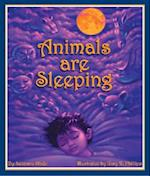 Animals Are Sleeping