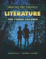 Sharing the Journey: Literature for Young Children af David Yellin