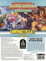 Mutants & Masterminds Gamemaster's Kit, Revised Edition